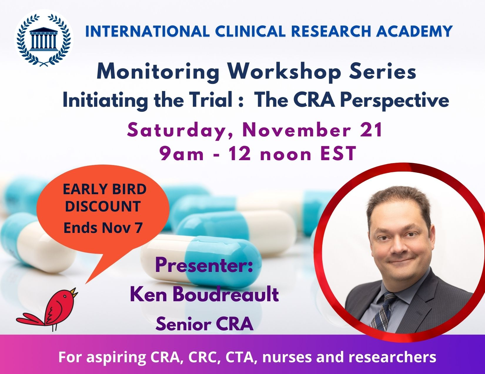 LIVE Workshop on the Study Initiation