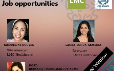 The LMC Manna Research Covid-19 vaccine clinical trial, free webinar with Jacqueline Nguyen, CRC