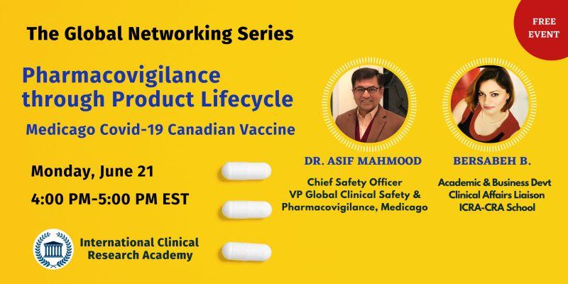 Pharmacovigilance  Through Product lifecycle