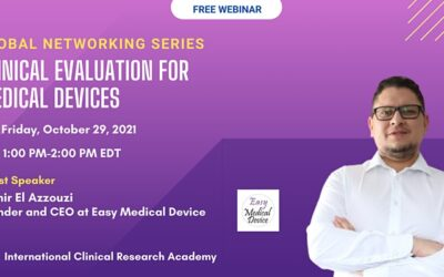 CRA-SCHOOL GLOBAL CLINICAL RESEARCH SERIES #1, UK Chapter